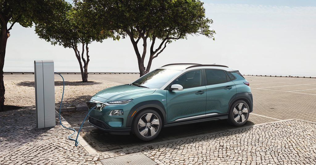 Roadside Charging for KONA Electric