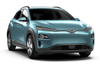 Kona EV - Ultimate Model Trim
